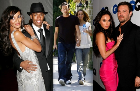 Hollywood's Top 9 Failed Marriages: Are Hollywood Couples ...
