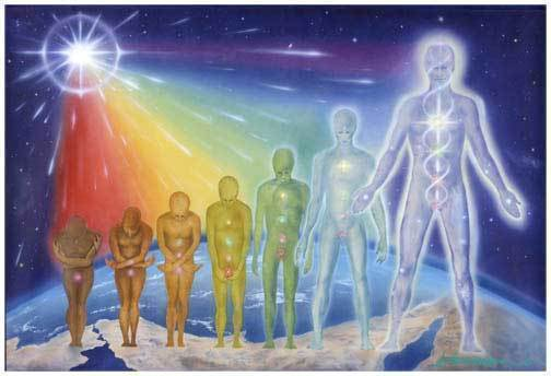 lightworkers use energy to spread lov and heal