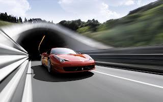 Ferrari 458 Super car