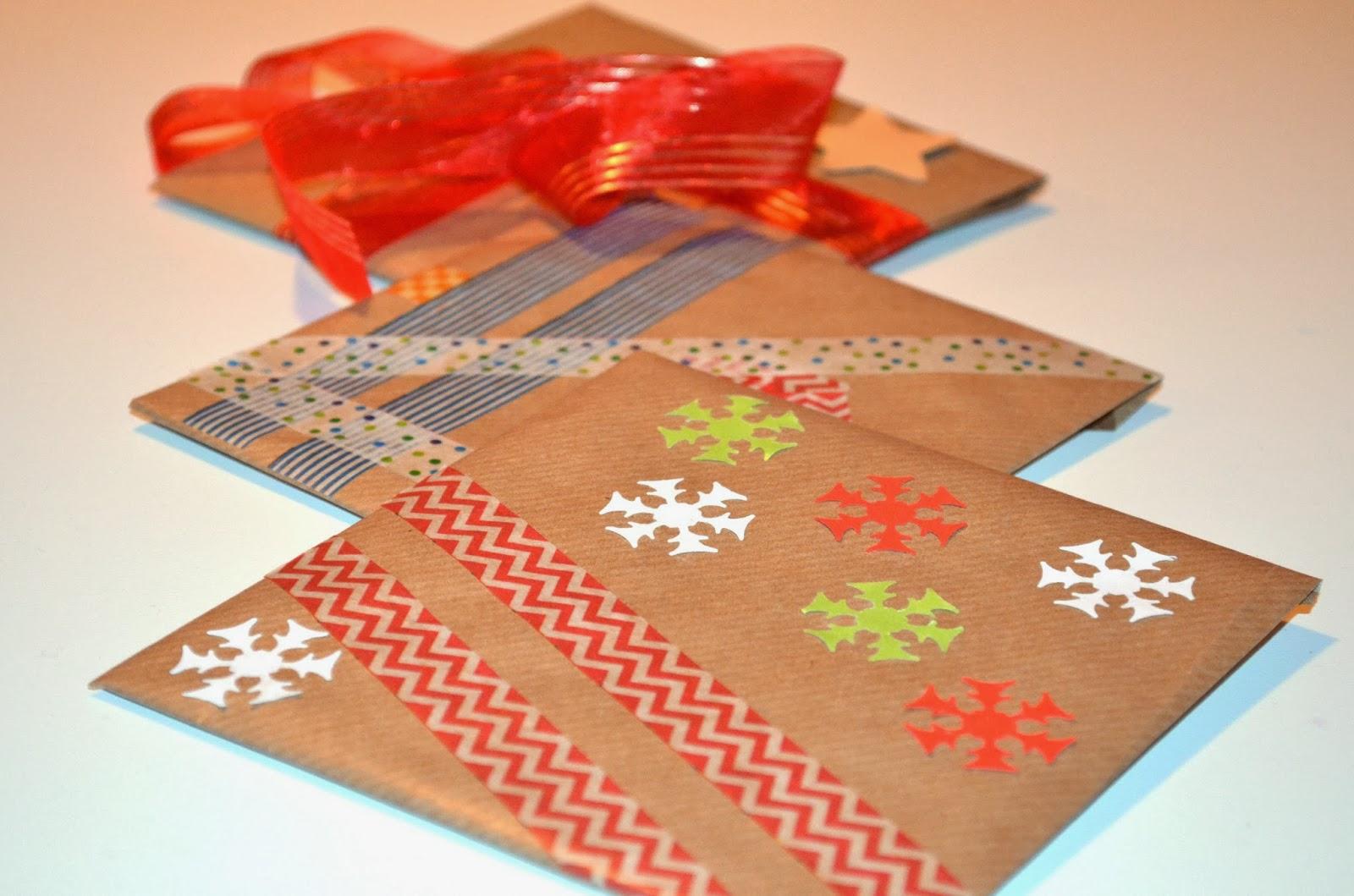 Disfrutando ideas para envolver regalos de navidad for Ideas regalos navidad