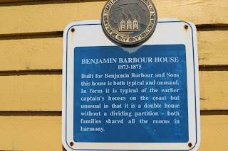 Benjamin Barbour House