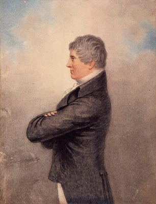 Portrait of Henry Hunt by Adam Buck, 1810