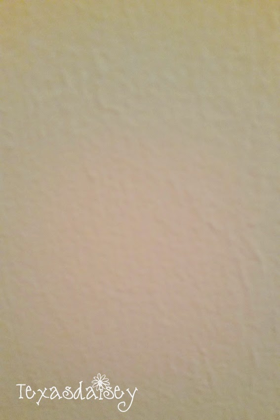 Changing a wallpapered wall or paneling into a roll on texture
