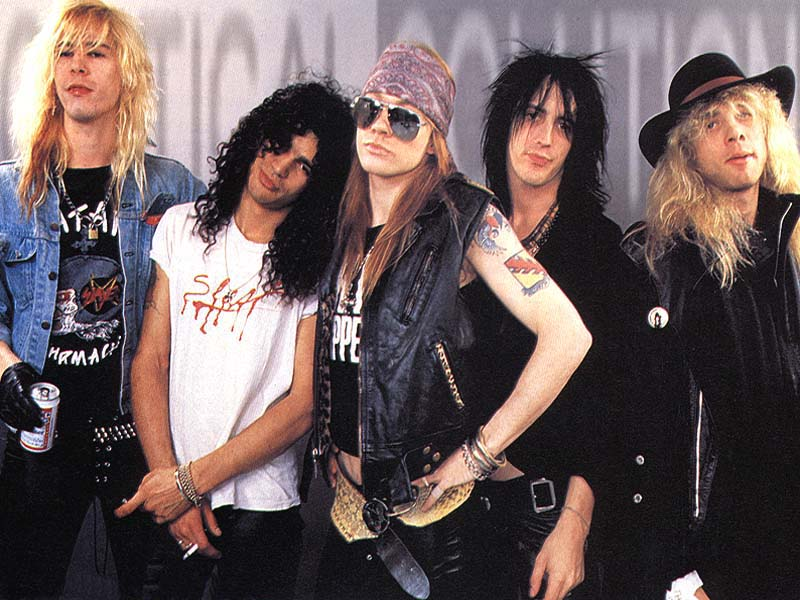 Chords And Lyric: Guns And Roses - Sweet Child O Mine ( Chord ANd ...