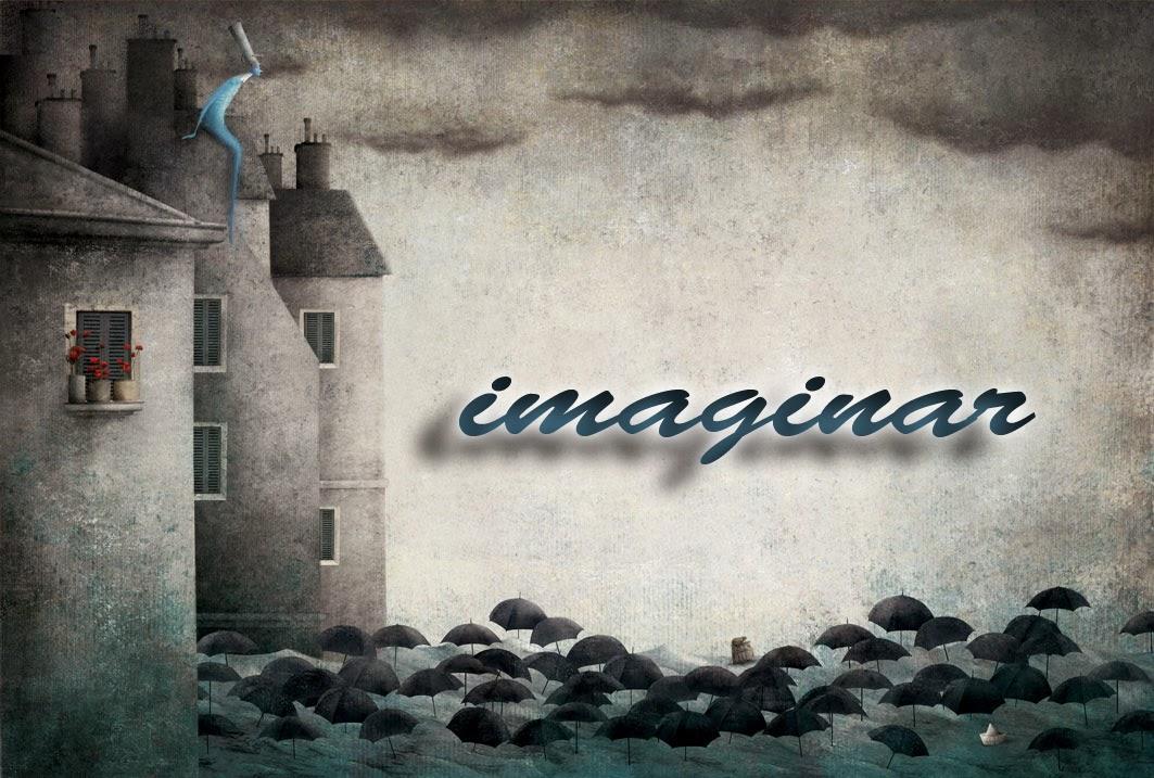 imaginar...