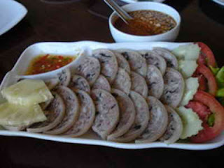 Món ăn ngon: Chân giò nhồi thịt