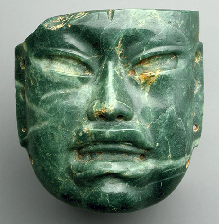 forma es vacío, vacío es forma: Arte Maya