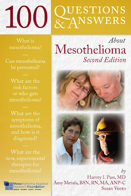 100 Questions & Answers About Mesothelioma - Free Ebook Download