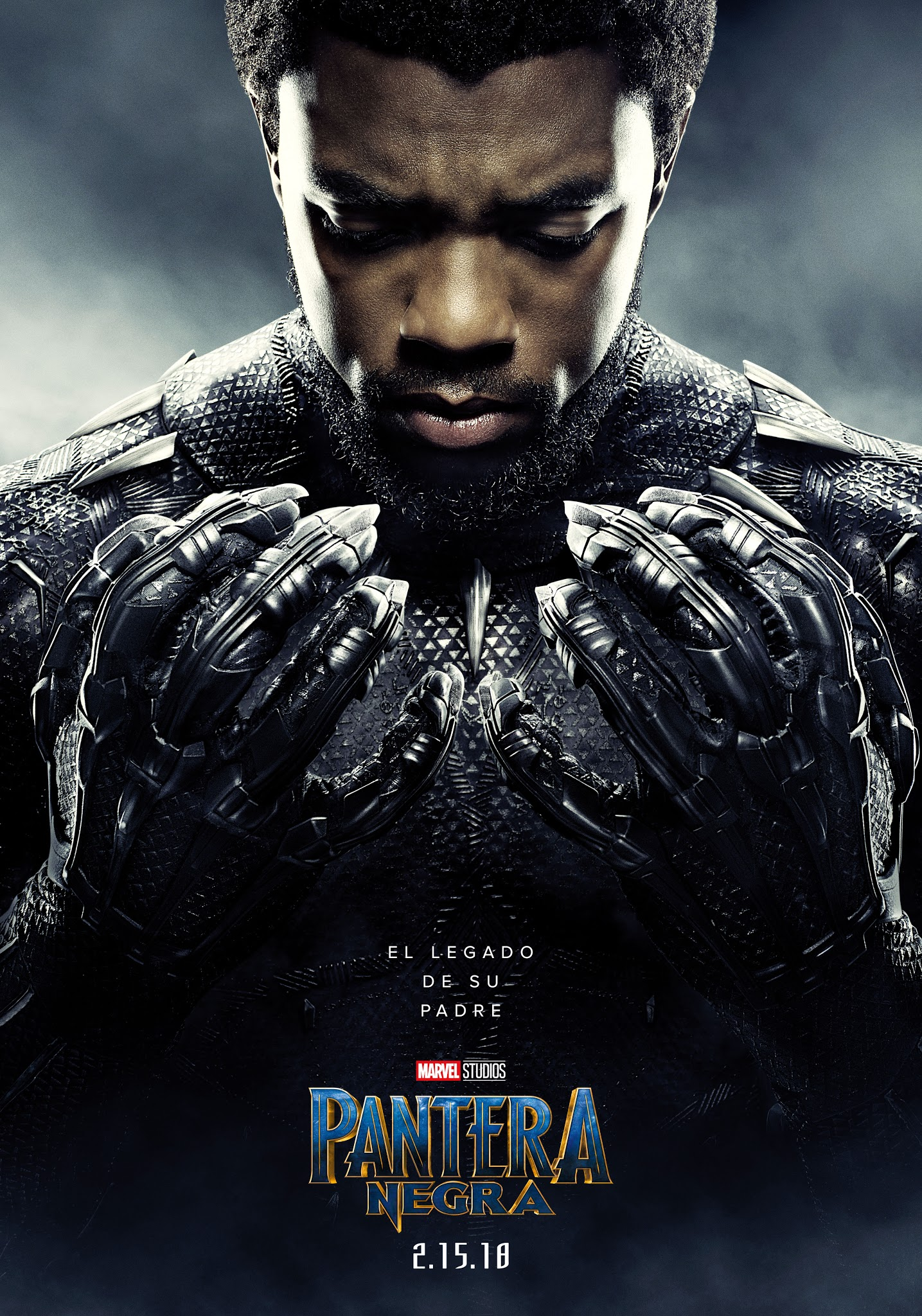 Pandera Negra Película Completa DVD [MEGA] [LATINO] 2018