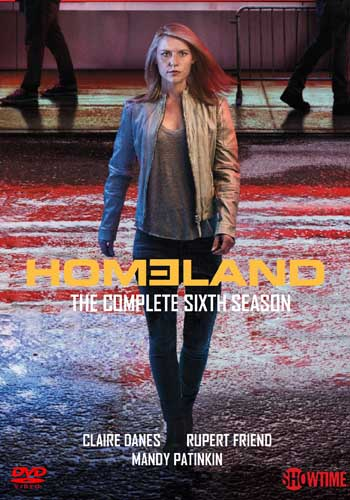 Homeland 6ª Temporada Torrent - BluRay 720p Dual Áudio