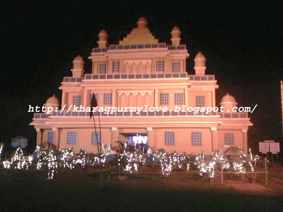Kharagpurmylove durga puja kharagpur 2015 aman club durgapuja pandal kharagpur 2015 thecheapjerseys Choice Image