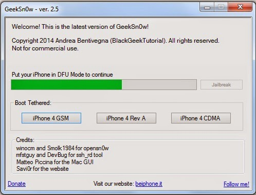 iphone 4 jailbreak ios 7 beta