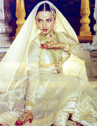 Actress Rekha Birthday