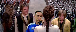 John Terry, Photobomb, celebration, photoshop, Star Wars,