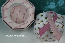 "DL.ART THANKFUL THURSDAY CHALLENGE #269 ""Breast cancer Awareness"""