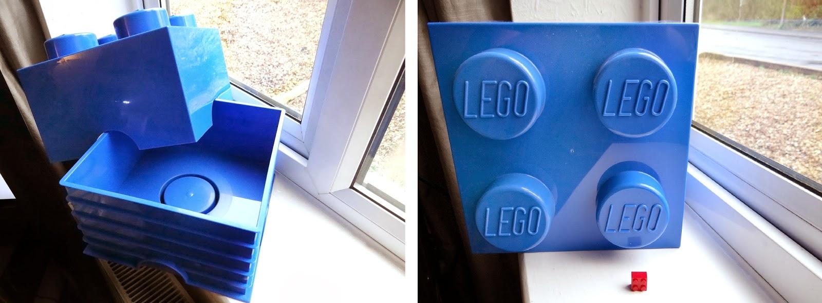 LEGO Storage Bricks, Limited Edition LEGO Storage, Giant LEGO Bricks