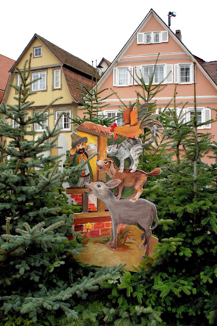 Local Christmas scenes - Germany