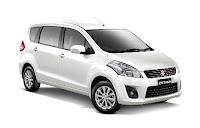 Spesifikasi Mobil Suzuki Ertiga