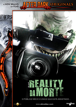 Filme Poster Reality da Morte BDRip XviD Dual Audio & RMVB Dublado