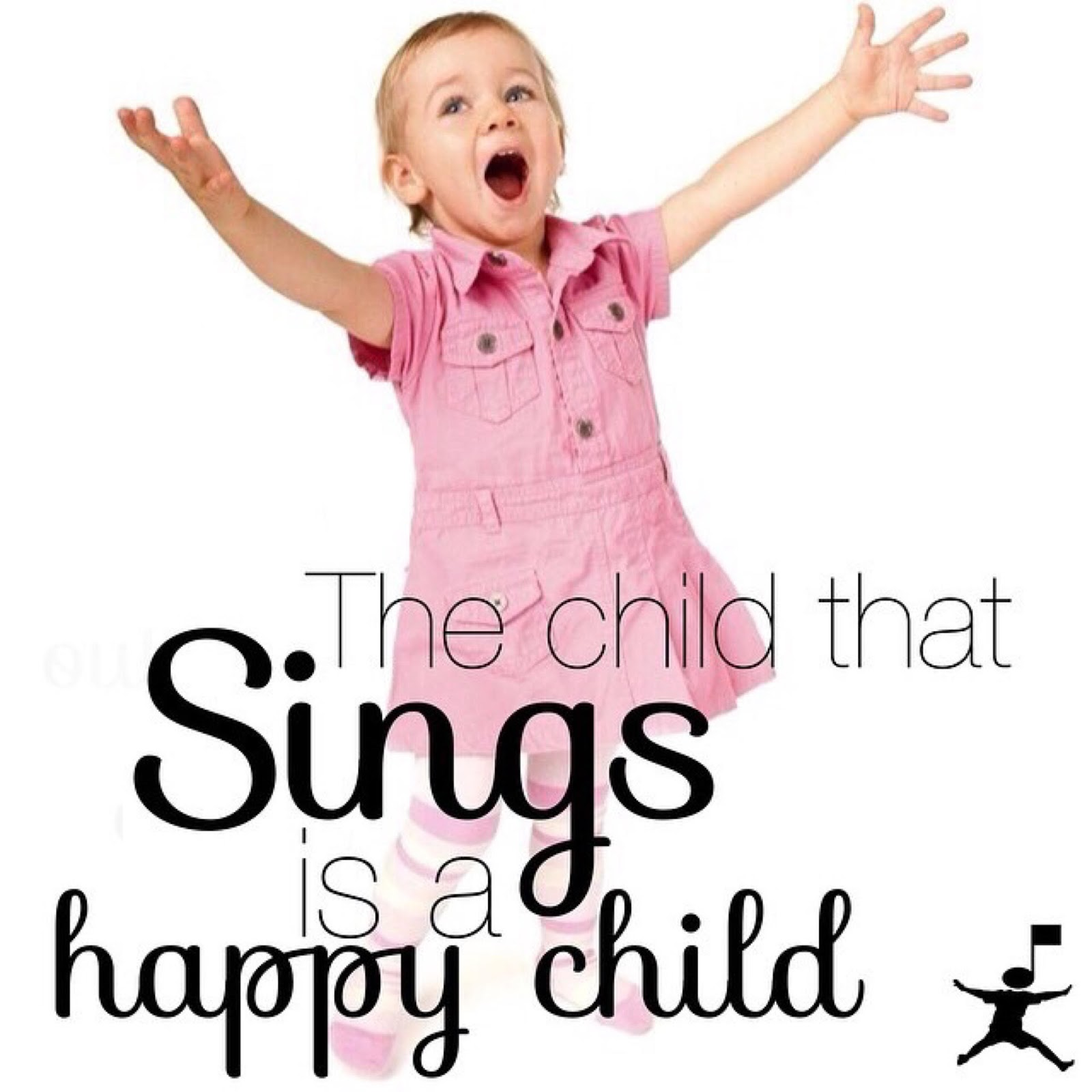 children and singing How to sing with toddlers 'the hanen way substitute – for children who can sing many of the words in a song.