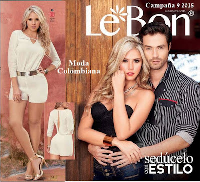 Catalogo Lebon Campaña 9 2015
