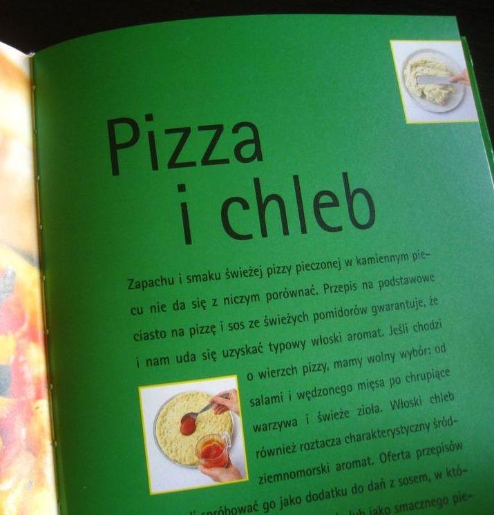 Szybkie gotowanie  Kuchnia włoska  klasyczne i   -> Kuchnia Wloska Klasyczne I Nowoczesne Dania Olesiejuk