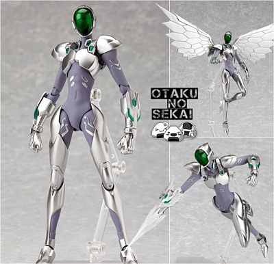 figma Silver Crow Accel world