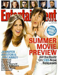 ENTERTAINMENT WEEKLY - BRUCE ALMIGHTY
