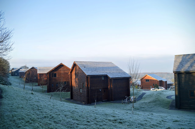 A Winter Break at Bluestone Wales, Pembrokeshire