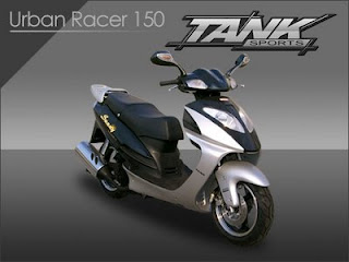 tank scooter good 150cc