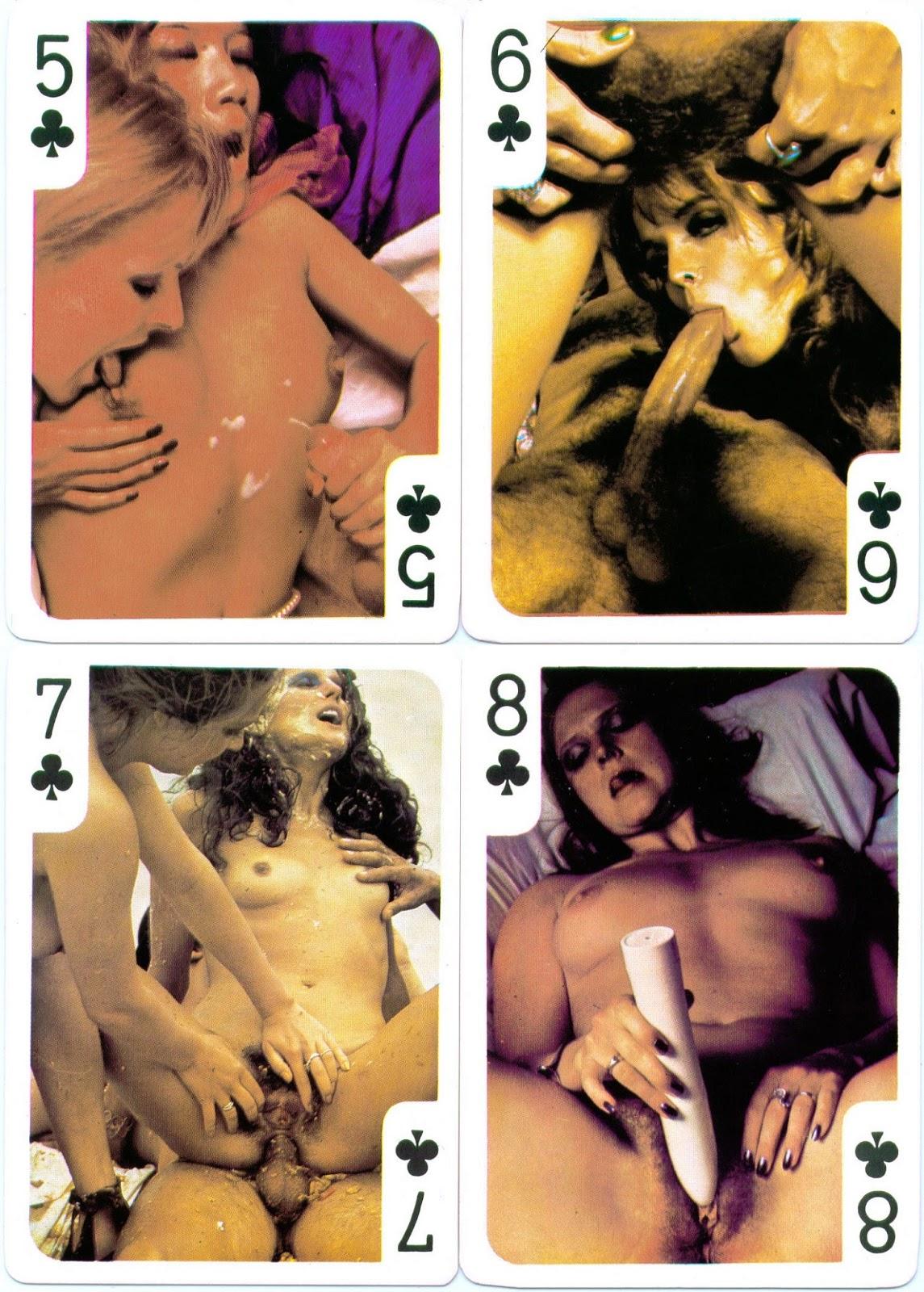 Ретро эротические карты