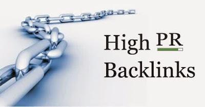 Backlink Berkualitas Pagerank Tinggi