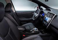 Nissan Leaf (2013 European Spec) Interior
