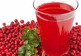 jus cranberry - obat infeksi saluran kemih