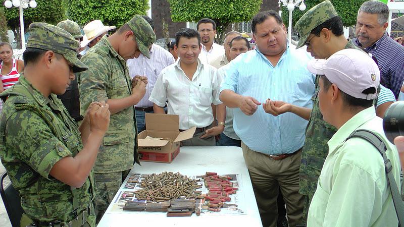 """Se realizó la """"Campaña de Donación de Armas de Fuego y Material ..."""