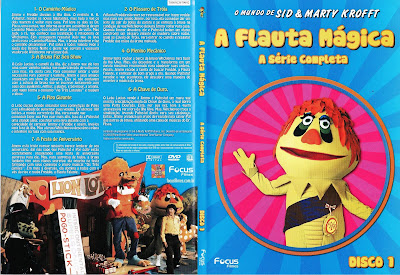 Flauta Mágica (HR Pufnstuf) A Série Completa - 3 DVDs Download.
