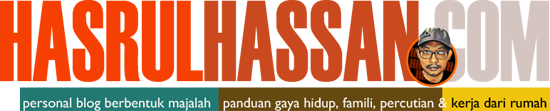 Lifestyle, Family, Shopping - HASRULHASSAN.COM™
