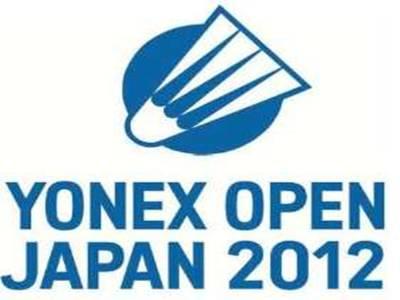 Yonex Open Japan 2012