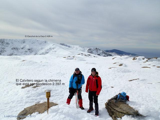 Calvitero 2.397 m