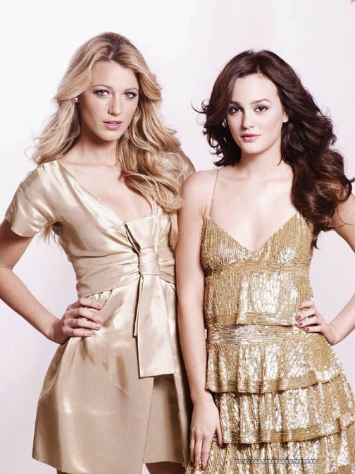 Blake Lively and Leighton Meester - Page 3 Blake+Lively+And+Leighton+Meester+Photoshoot+6