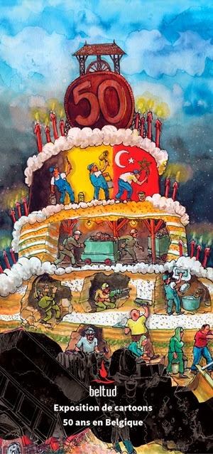 50. Yıl Karikatür Sergisi