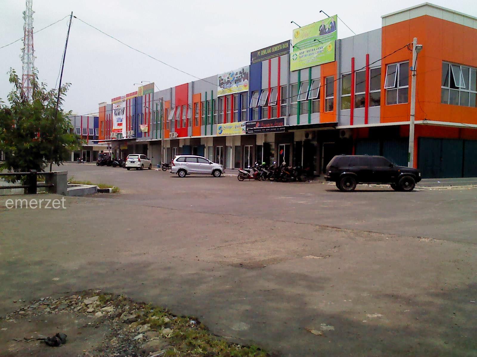 Ruko Plumbon Square-Kabupaten Cirebon, 15 Februari 2014
