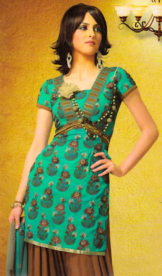 : Latest Indian Embroidered 2013, Salwar Kameez For Wedding Parties