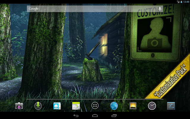 apk forest hd live wallpaper free download