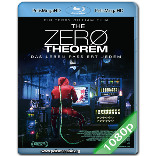 THE ZERO THEOREM (2013) 1080p BLURAY X264 INGLÉS SUBTITULADO