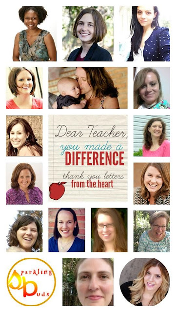 Dear Teacher, You Made A Difference In My Life