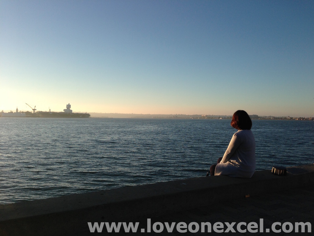 San Diego Bay | I am a Filipino Immigrant...