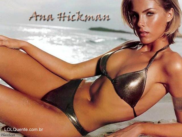 sexo e prazer a gostosa ana hickmann nua sexy e linda
