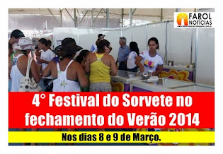 4° Festival do Sorvete