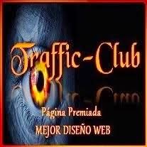 Premio Traffic Club Mejor diseño Web